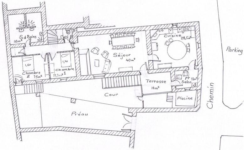 Plans D Amenagement Site De Chantepierre