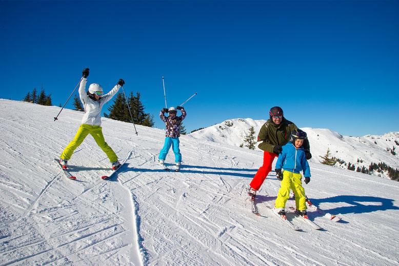 Ski fahren in Großarltal-Dorfgastein