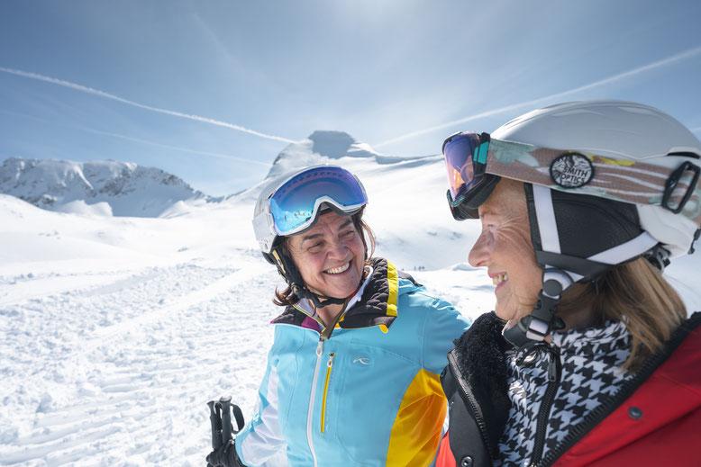 Sixty Plus - gratis Ski fahren für alle ab 60