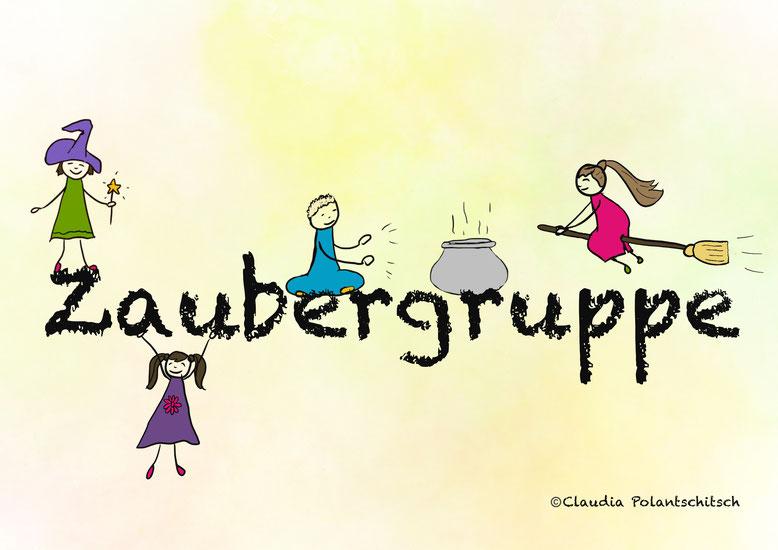 Zaubern mit Kindern Selbstvertrauen Konzenration Magie