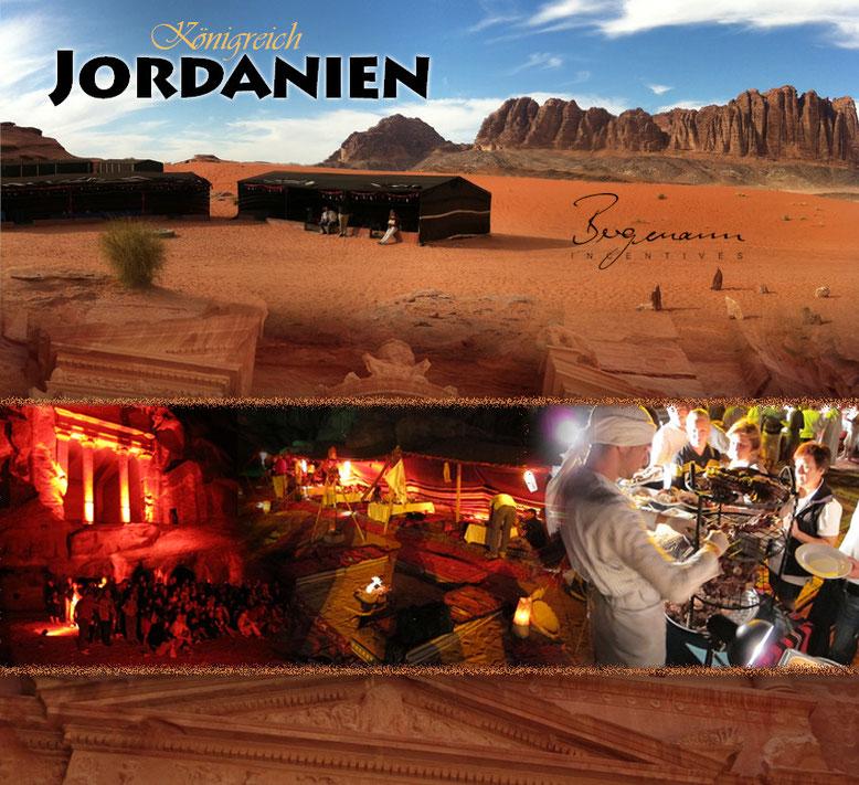 """Jordanien - Wüste """"Wadi Rum"""""""