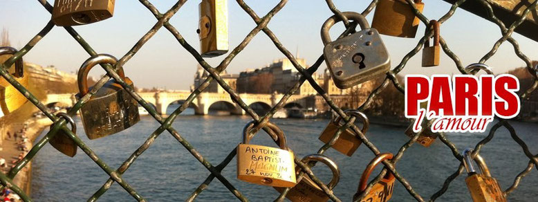 Paris - L´amour ...