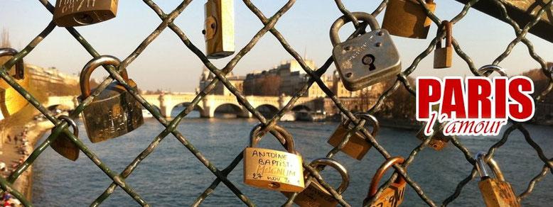 Paris - L´amour ...