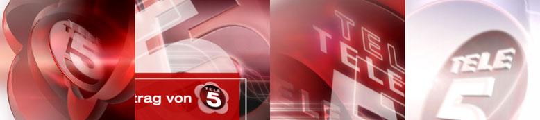 Tele5 Station Idents design relaunch Dirk Hensiek