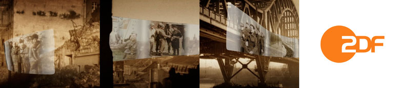 """ZDF-Sendungen zum 60. Jahrestag des Kriegsendes  Mit zahlreichen Sondersendungen würdigt das ZDF den 60. Jahrestag des Endes des Zweiten Weltkriegs.  Das ZDF live aus Berlin über die Feierlichkeiten zur """"Erinnerung an den 8. Mai 1945"""". Neben den Demonstra"""