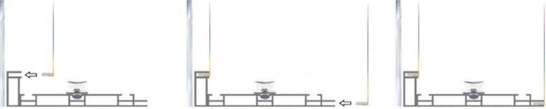 Mit dem Profil aus silber eloxiertem Aluminium mit einer Bautiefe von 160 mm werden stabile Rahmen in Leichtbauweise produziert.