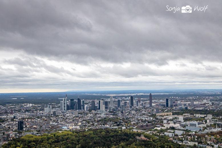 Skyline Frankfurt - Mainhatten