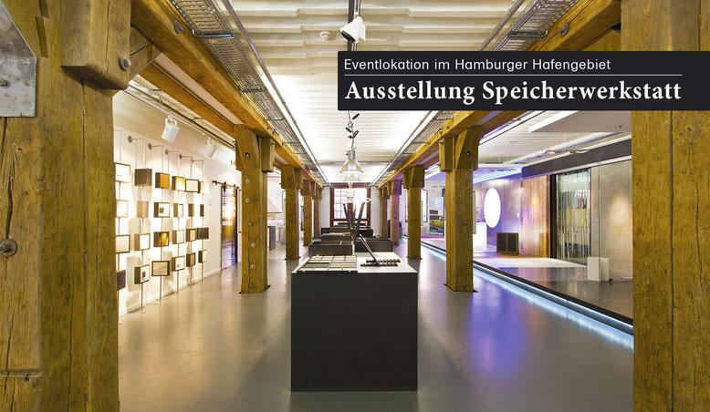 Bild Ausstellung Speicherwerkwerstatt