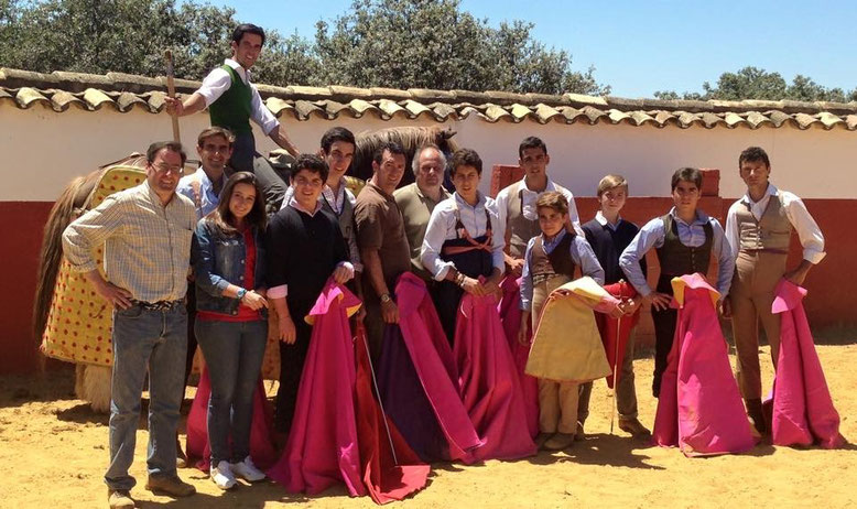 Escuela Taurina Toledo