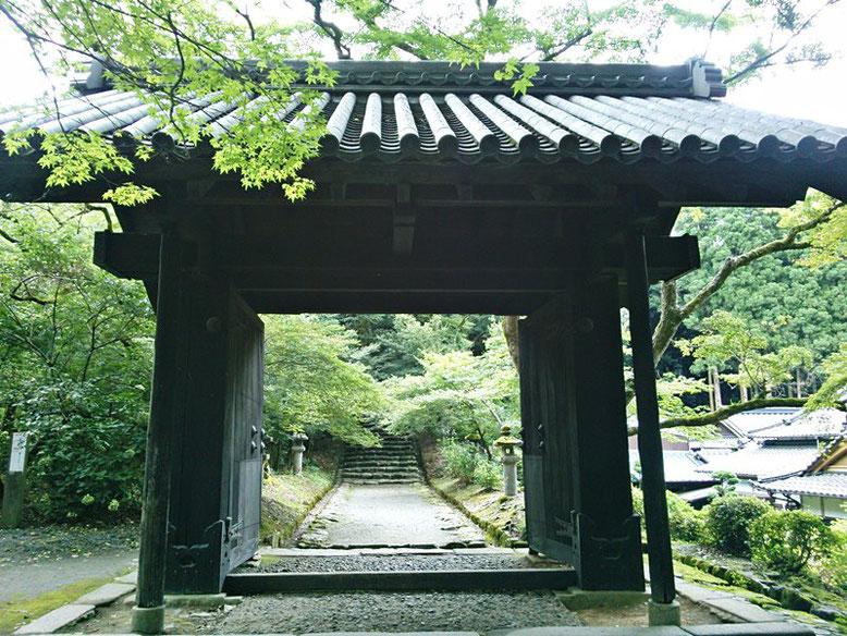 垂裕神社黒門の写真