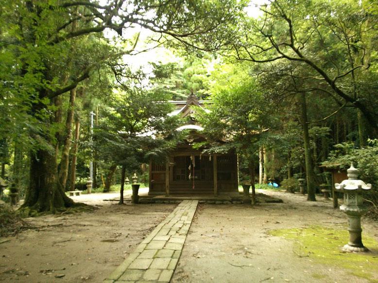 垂裕神社の写真