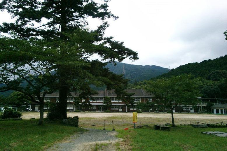 秋月中学校の写真
