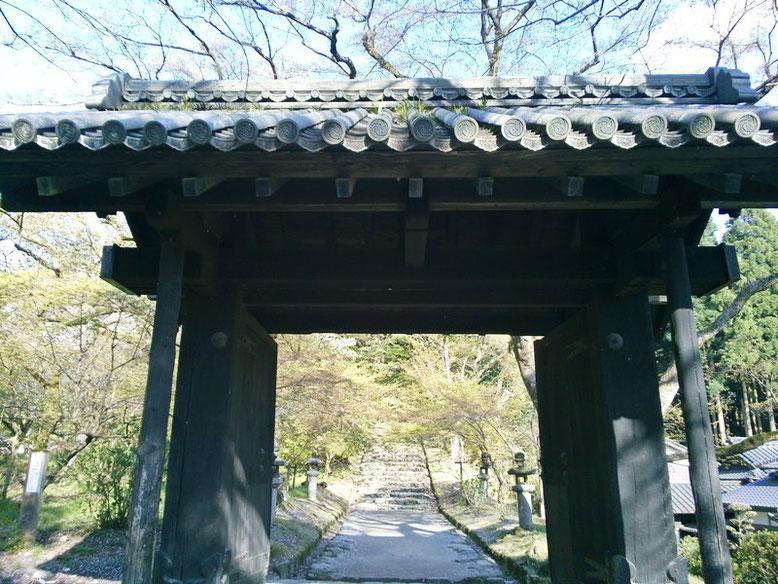 黒門の写真
