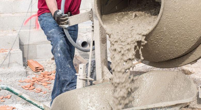 usos del hormigón autonivelante