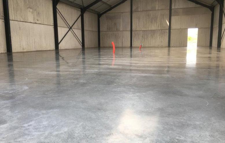 solera cemento pulido