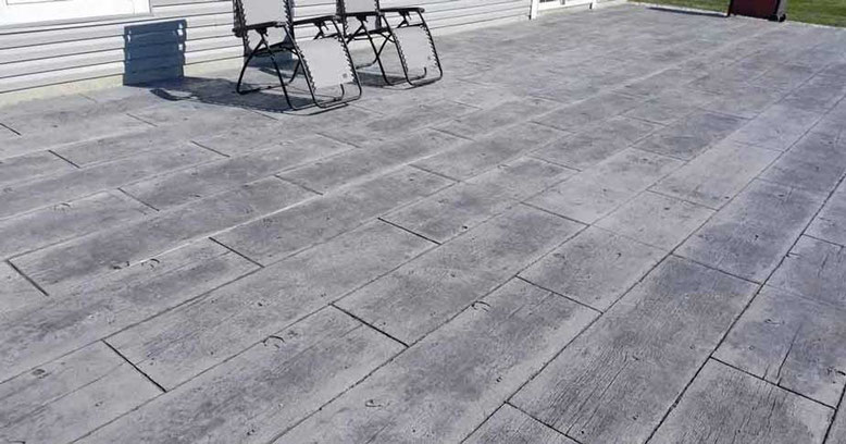 pavimento impreso Cáceres