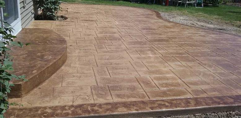 pavimento impreso Córdoba