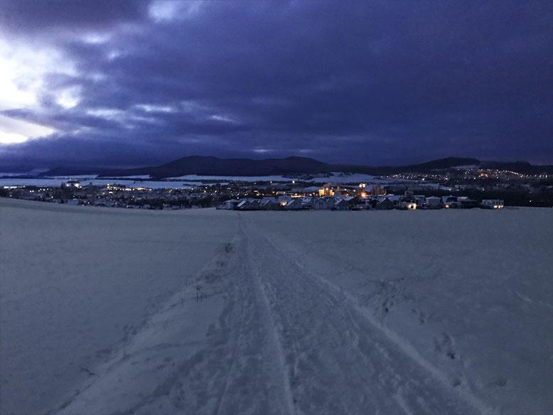 Schneelandschaft in 56642 Kruft by immoconsilium