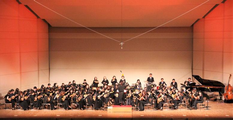 2019年5月3日(金祝) KMGC第50回記念定期演奏会