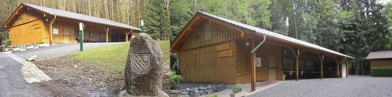 Aussenanscht 2009 und 2011