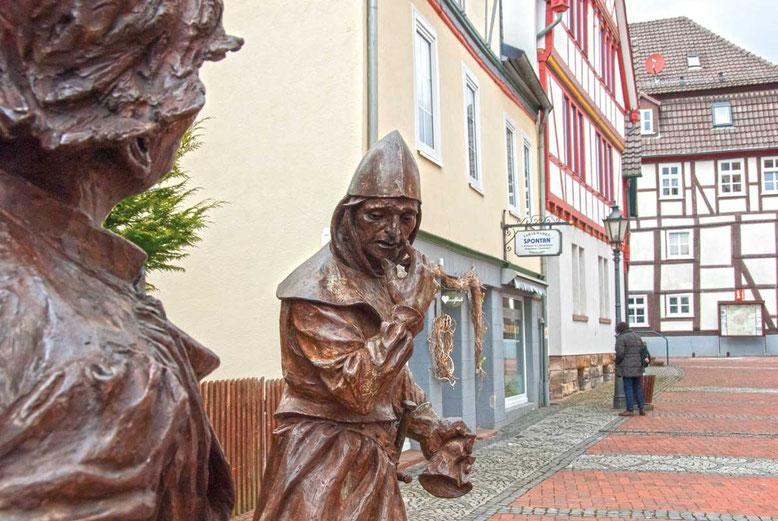 Wir warten auf die Hessentagsbesucher. Bild anklicken zur Hessentags-Home-Page.