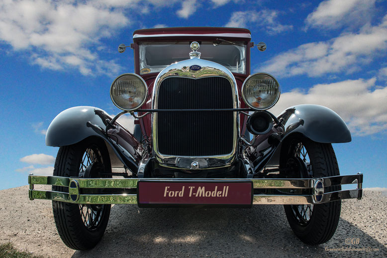 Ford T-Modell Ford T-Modell Front