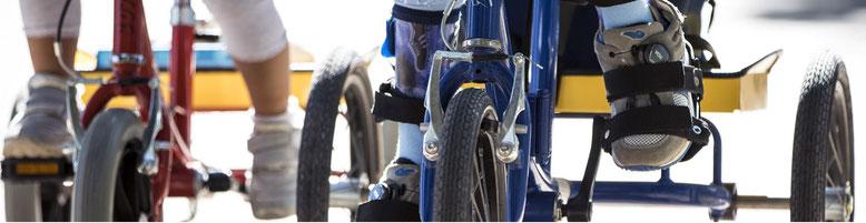 Lien vers les tricycles pour enfants