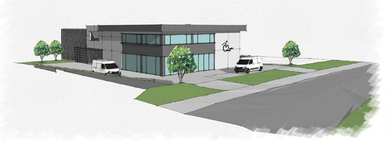 Mobility-Concept. Nos locaux Avenue Thomas Edison 31, 1402 Thines (Nivelles) Belgium