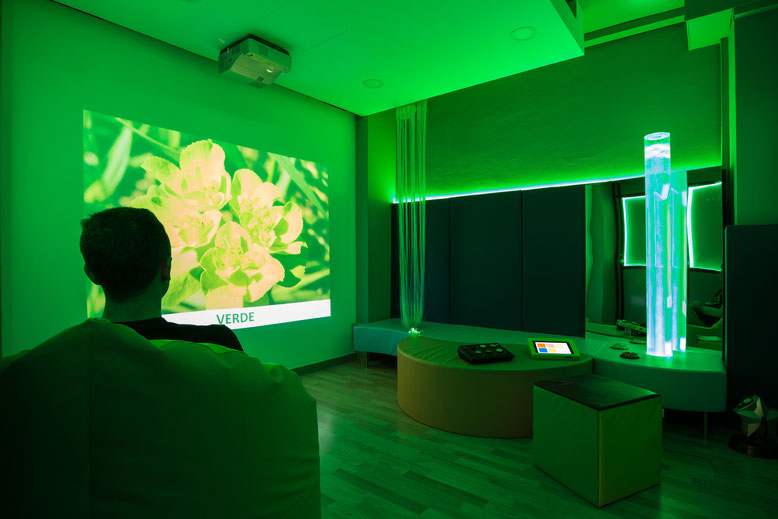 Mobility-concept: MultiSensory room SHX BJlive!