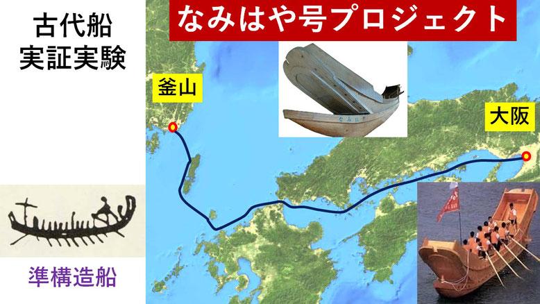 古代船の真1