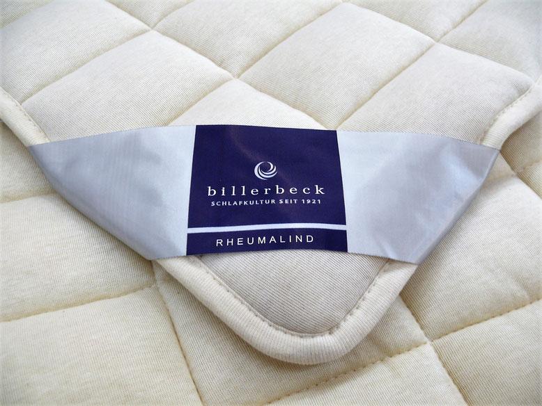 呼吸するウール ビラベックベッドパッド