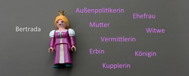 Die Königin Bertrada