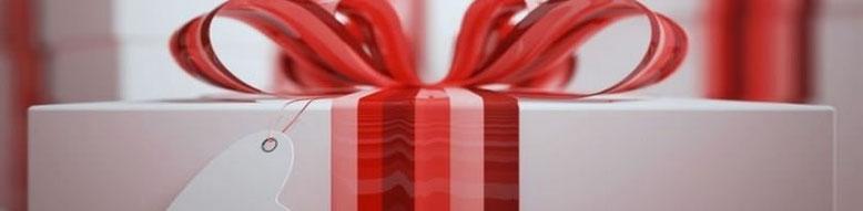 Geschenkgutschein: Jetzt bestellen!