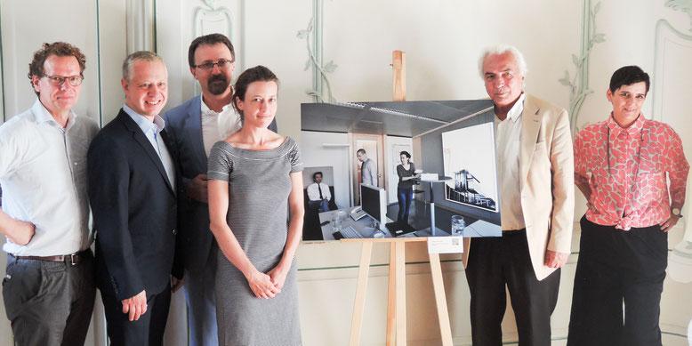 Stefan Szyszkowitz, Andreas Stöhr, Paul Hofer, Katharina Zalewski, Gerald Szyszkowitz, Heike Maier-Rieper