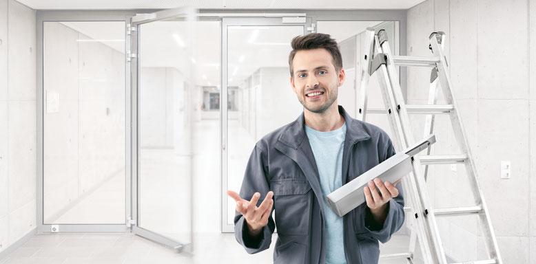 Foto: DormaKaba, Fensterreparatur, Türreparatur, Instandsetzung