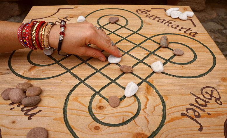 Spielmannshof Seitenroda historische Brettspiele