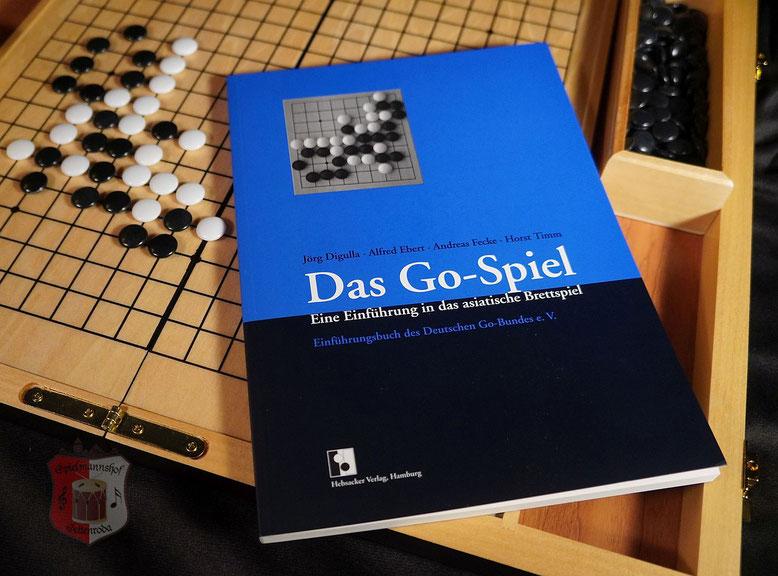 Buch Das Go-Spiel eine Einführung in das asiatische Brettspiel