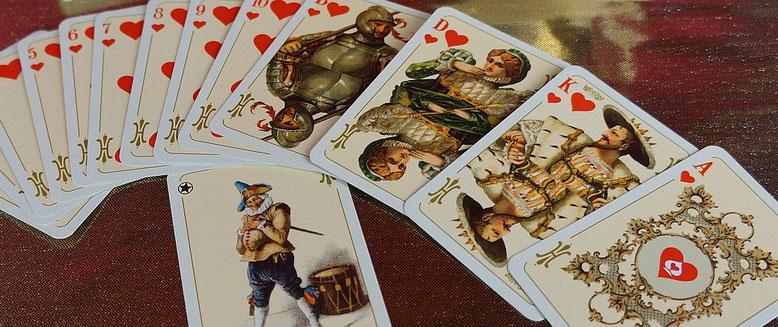 spielmannshof seitenroda spielkarten romme