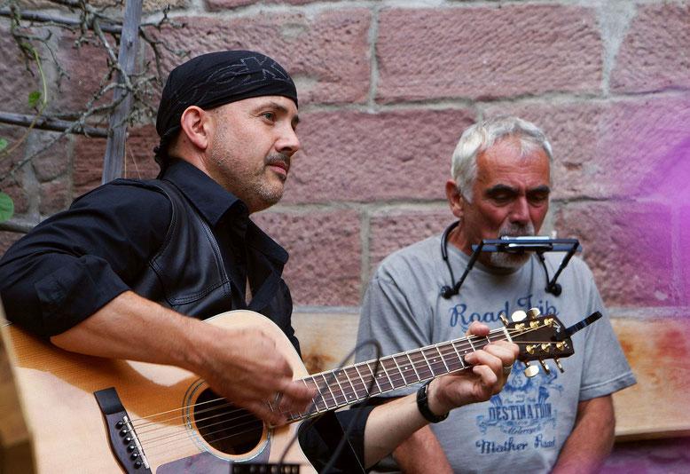 Wenzel und Daus die Hauskapelle vom Spielmannshof mit Livemusik zu Festen und Veranstaltungen