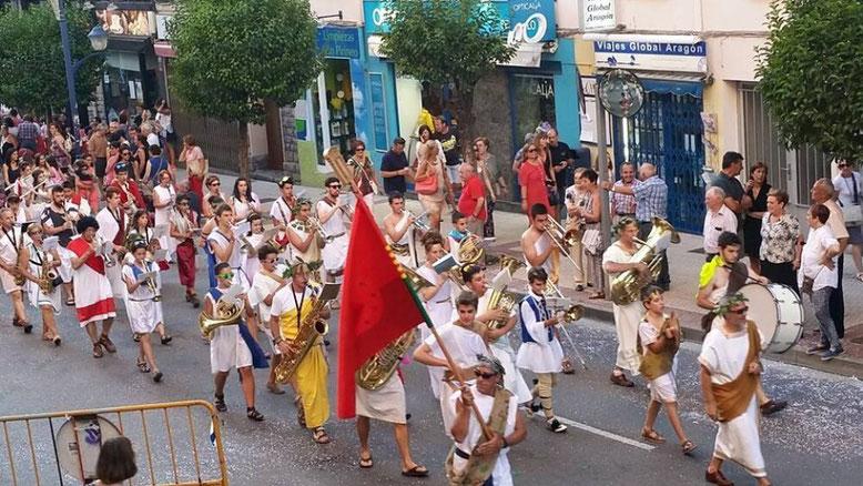 Fiestas de Sabiñánigo.