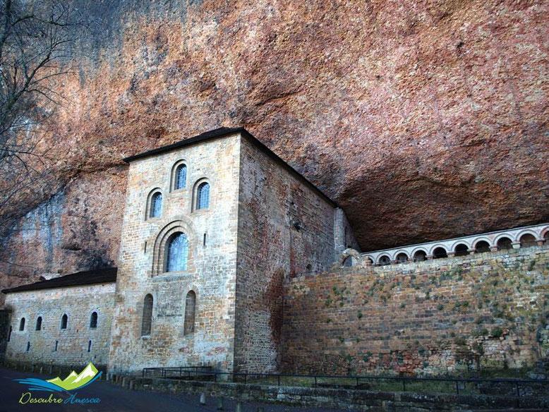 Monasterio Viejo San Juan de la Peña