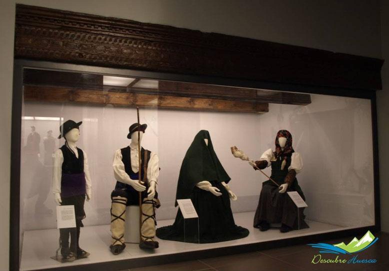 Instalaciones Museo del Traje Ansotano