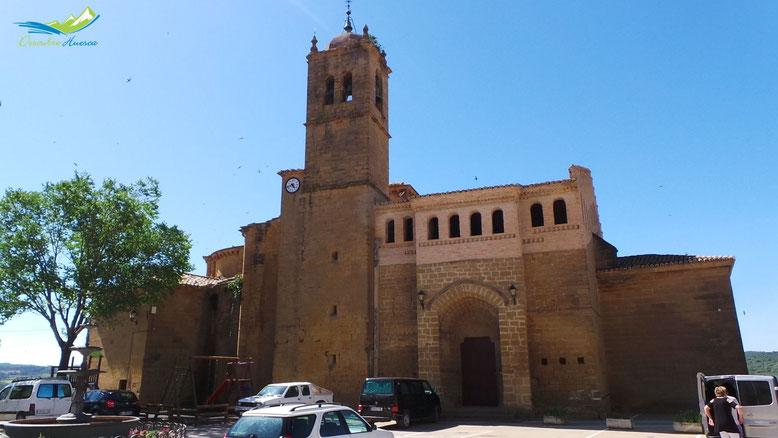 Iglesia Murillo de Gallego