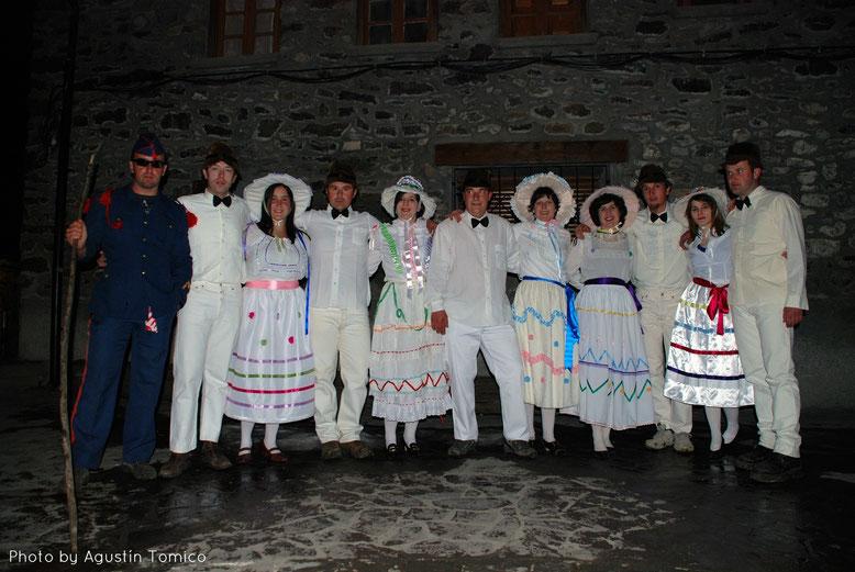 Mayordomos Carnavales 2013