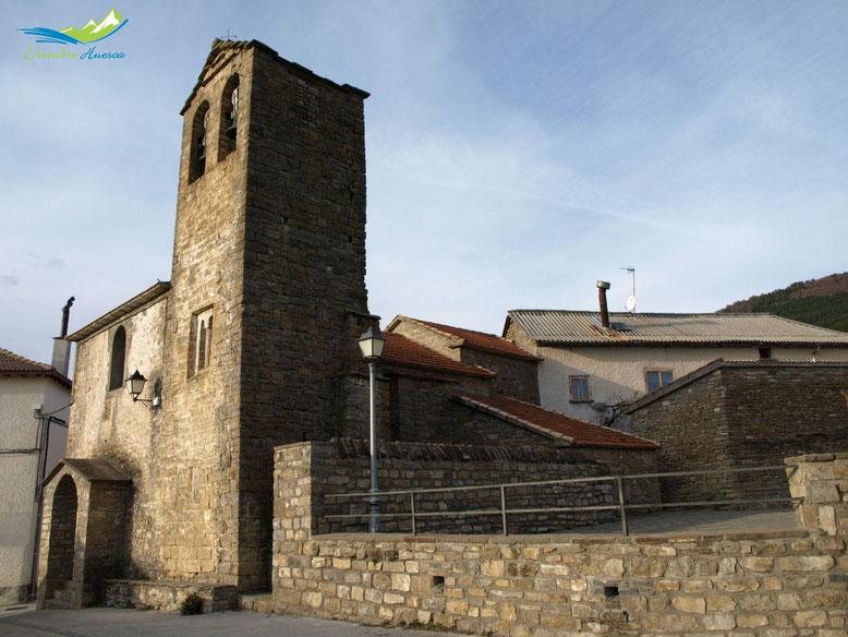 Iglesia de Guasillo