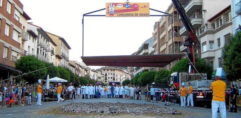 Fiesta de la Longaniza de Graus.