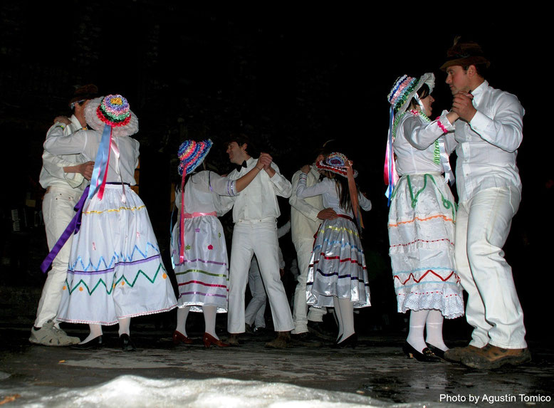 Baile Mayordomos Carnaval 2013