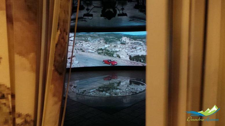 Centro visitantes vino somontano