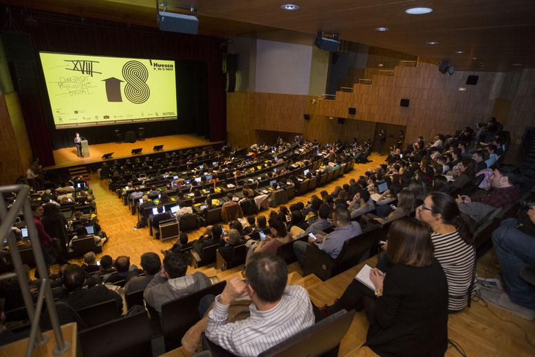 Congreso de Periodismo Digital en Huesca