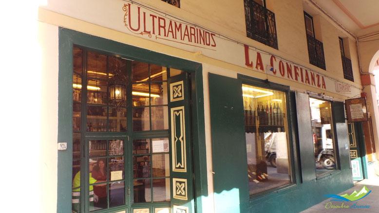Ultramarinos La Confianza Huesca